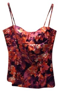 Just Cavalli Multicolor Halter Top
