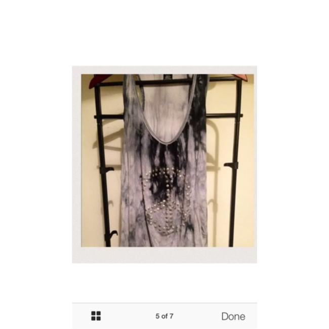 Wet Seal Top Black And White