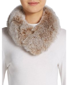 9babace387a Saks Fifth Avenue New Saks Fifth Avenue Fox Fur Neck Wrap Scarf