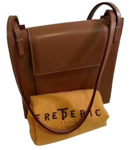 Frederic T, Paris French Leather T Sophisticated Shoulder Bag