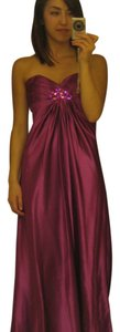 Bari Jay Strapless Dress