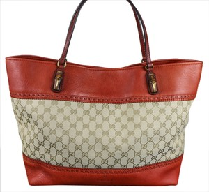 Gucci Laidback Crafty Gg Tote in Multi-Color