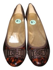 Isola BROWN LEOPARD Flats