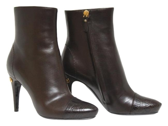 Item - Brown New Islington Ankle 5cm Leather Boots/Booties Size US 5.5