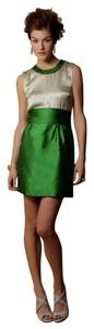 Lorick Gossip Girl Jewel-tone Pencil Skirt Emerald Green