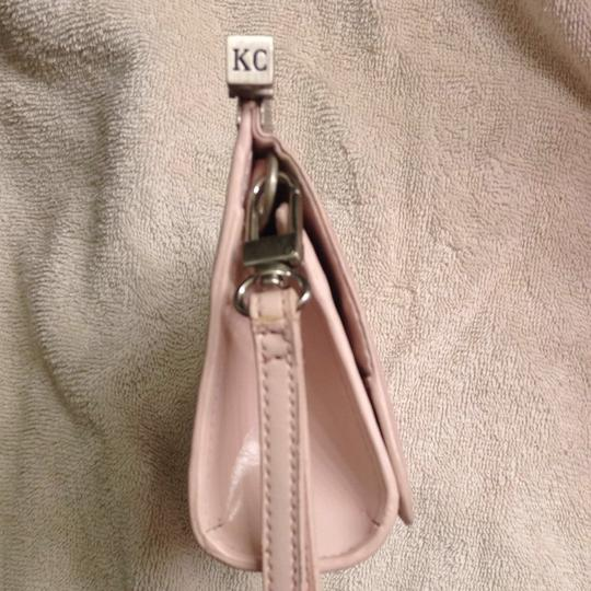 Kenneth Cole Pink Clutch