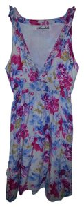 Annabelle short dress Summer Floral on Tradesy
