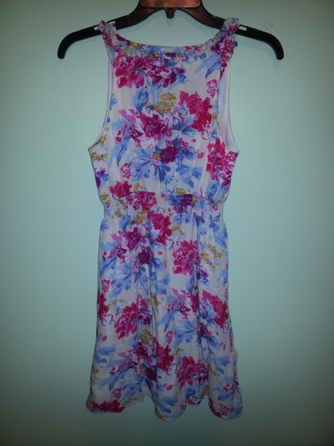Annabelle short dress Sun Summer Floral on Tradesy