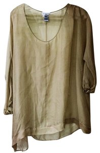 Soft Surroundings Top beige