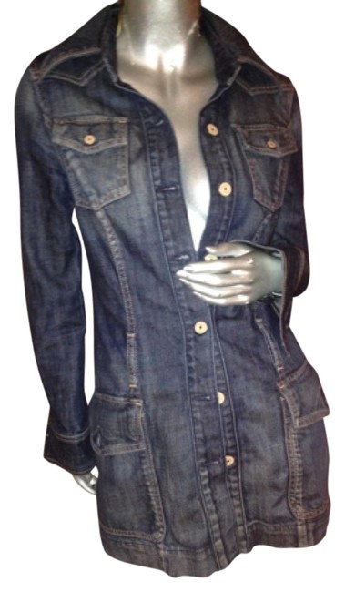 Preload https://item3.tradesy.com/images/7-for-all-mankind-blue-denim-nwot-distressed-mini-short-casual-dress-size-4-s-9629842-0-1.jpg?width=400&height=650