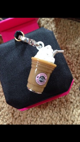 Juicy Couture 100% Authentic Juicy Couture C-Frappe Charm - Frappuccino