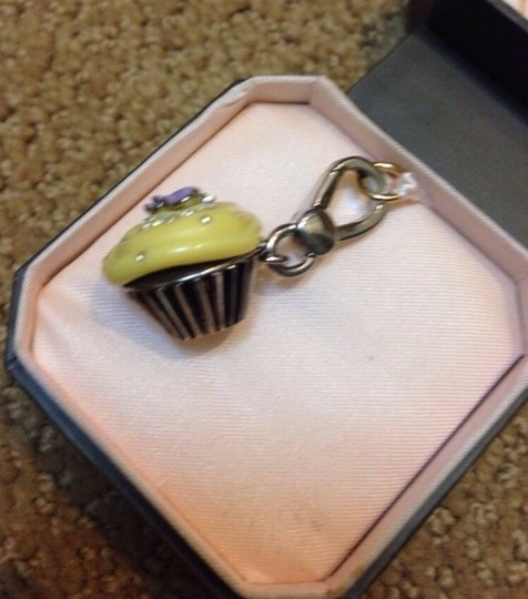 Juicy Couture 100% Authentic Juicy Couture Charm- Yellow Cupcake YJRU3177