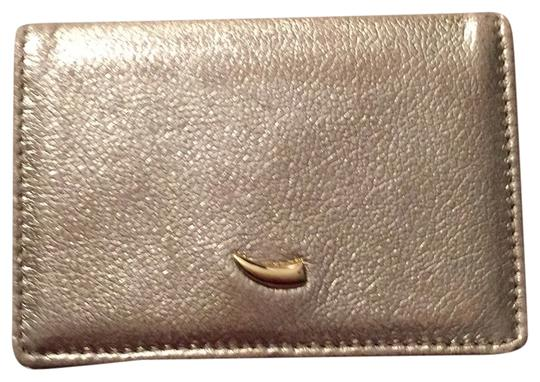 Preload https://item5.tradesy.com/images/gold-leather-card-case-wallet-9633784-0-1.jpg?width=440&height=440