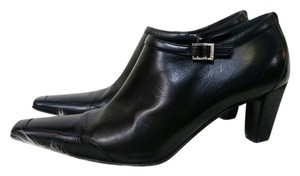 Céline Vintage Leather BLACK Boots