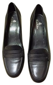 Brooks Brothers Classic Leather black Pumps