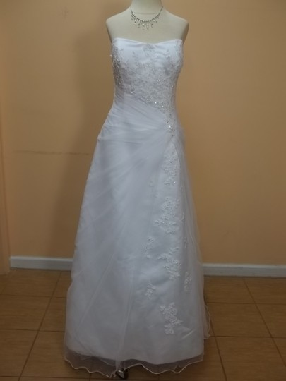 Preload https://img-static.tradesy.com/item/963492/davinci-bridal-white-netsatin-t8141-formal-wedding-dress-size-16-xl-plus-0x-0-0-540-540.jpg