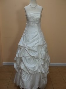 DaVinci Bridal 8217 Wedding Dress