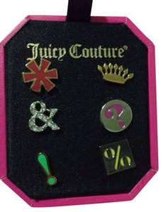 Juicy Couture 100% AuthenticNew Juicy Couture Mismatched Stud Set