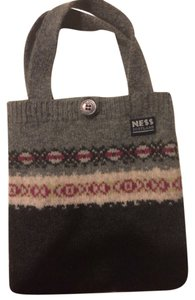 Ness Scotland Wristlet in Grey