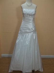 DaVinci Bridal 8350 Wedding Dress