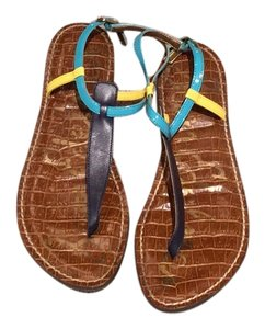 Sam Edelman Blue Sandals