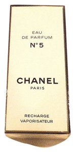 Chanel NIB Chanel No 5 Eau de Parfum Refill Spray 50 mL/ 1.7 fl.oz. Full Size European Edition