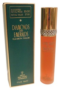 Elizabeth Taylor NIB Elizabeth Taylor Diamonds and Emeralds EdP Spray 1.7 fl.oz./50mL
