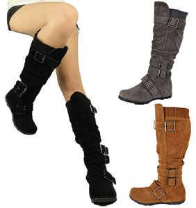 AS By KSC Black, Grey, Tan, Brown Boots