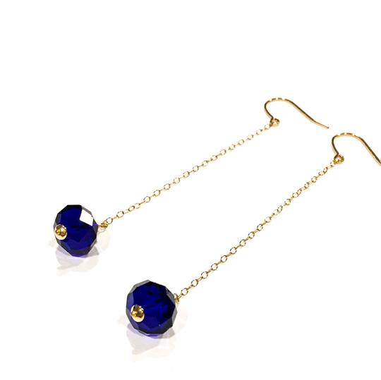 Preload https://item3.tradesy.com/images/royal-blue-crystal-glass-faceted-earrings-9637267-0-8.jpg?width=440&height=440