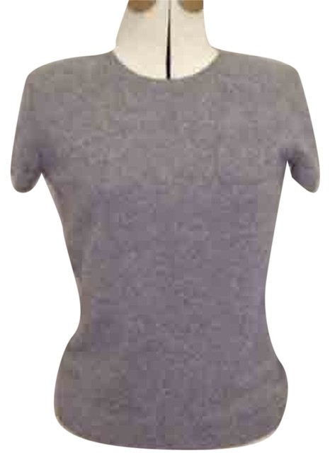 Preload https://item5.tradesy.com/images/isaac-mizrahi-gray-2-ply-cashmere-tee-sweaterpullover-size-20-plus-1x-9637909-0-1.jpg?width=400&height=650