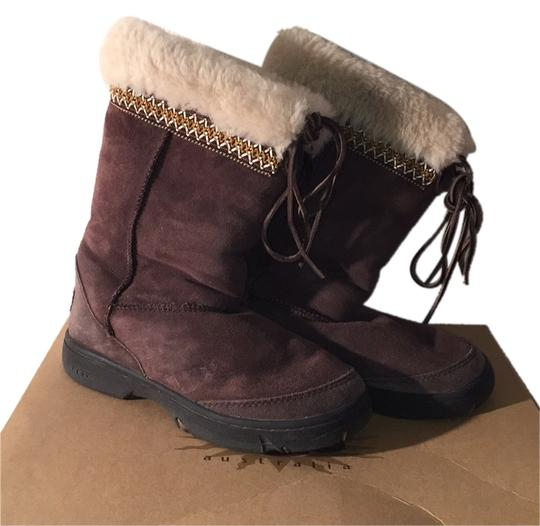 Preload https://img-static.tradesy.com/item/9639127/ugg-australia-brown-ultimate-cuff-bootsbooties-size-us-7-regular-m-b-0-1-540-540.jpg
