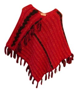 Other Colorful Crocheted Handmade One Of A Kiind Practical Stylish Teenagers Uniqie Cape