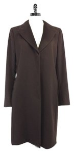 Max Mara Brown Cashmere Coat
