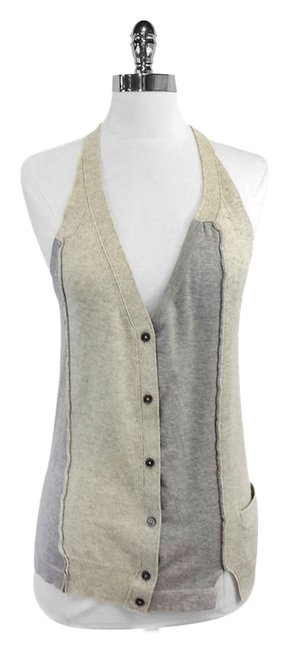 Preload https://item4.tradesy.com/images/marc-jacobs-grey-knit-sweater-vest-size-4-s-9639493-0-1.jpg?width=400&height=650