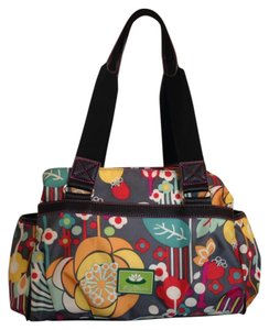 Lily Bloom Satchel in Floral