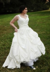 Maggie Sottero Capri Lynette (j141c) Wedding Dress