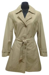 Talbots Trench Trench Coat