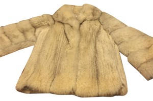 Womens Fur coat Fur Coat