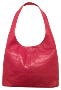 Hype Leather Embossed Hobo Bag