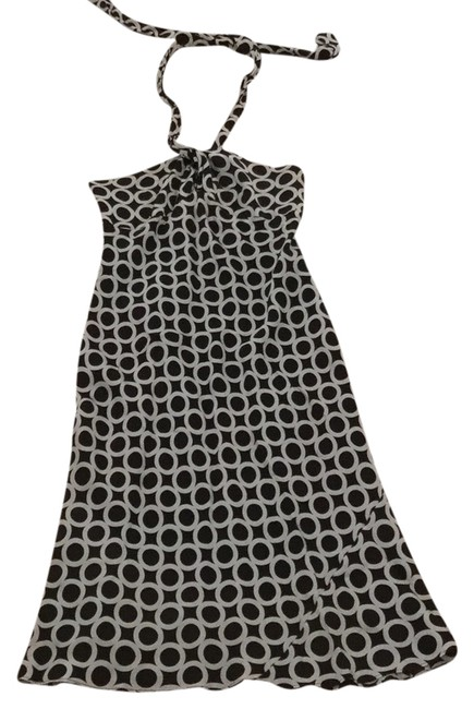 Preload https://item1.tradesy.com/images/laundry-by-shelli-segal-brown-and-cream-knee-length-cocktail-dress-size-8-m-9641170-0-1.jpg?width=400&height=650