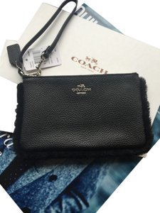 Coach F64709 Wristlet in Black