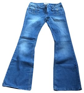 Angels Jeans Flare Leg Jeans