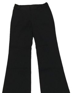 Banana Republic Boot Cut Pants Black