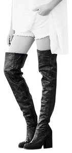 Free People Estates Thigh High Sz 38 Boots