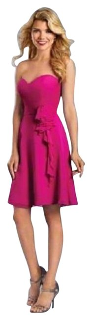 Preload https://item5.tradesy.com/images/alfred-angelo-fuschia-7320-928-50-knee-length-cocktail-dress-size-6-s-9643504-0-1.jpg?width=400&height=650