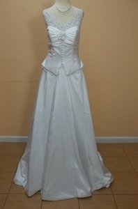 Demetrios 3019 Wedding Dress