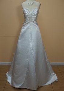 Demetrios 4187 Wedding Dress