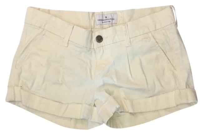 Preload https://img-static.tradesy.com/item/9643693/abercrombie-and-fitch-yellow-cuffed-shorts-size-0-xs-25-0-1-650-650.jpg