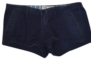 Abercrombie & Fitch Mini/Short Shorts Navy