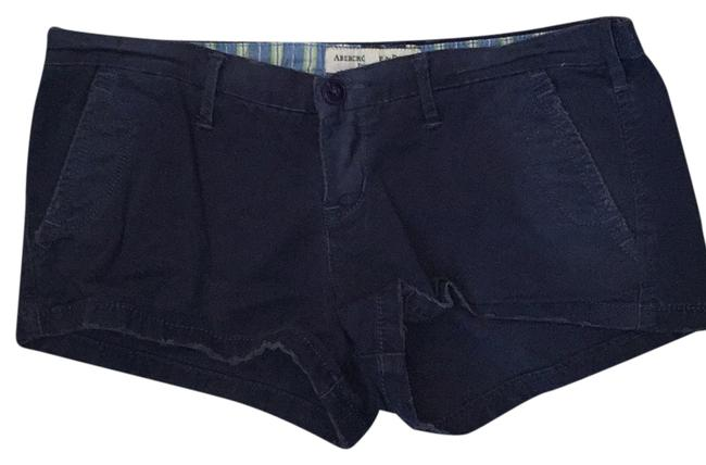 Preload https://item4.tradesy.com/images/abercrombie-and-fitch-navy-minishort-shorts-size-2-xs-26-9643708-0-1.jpg?width=400&height=650